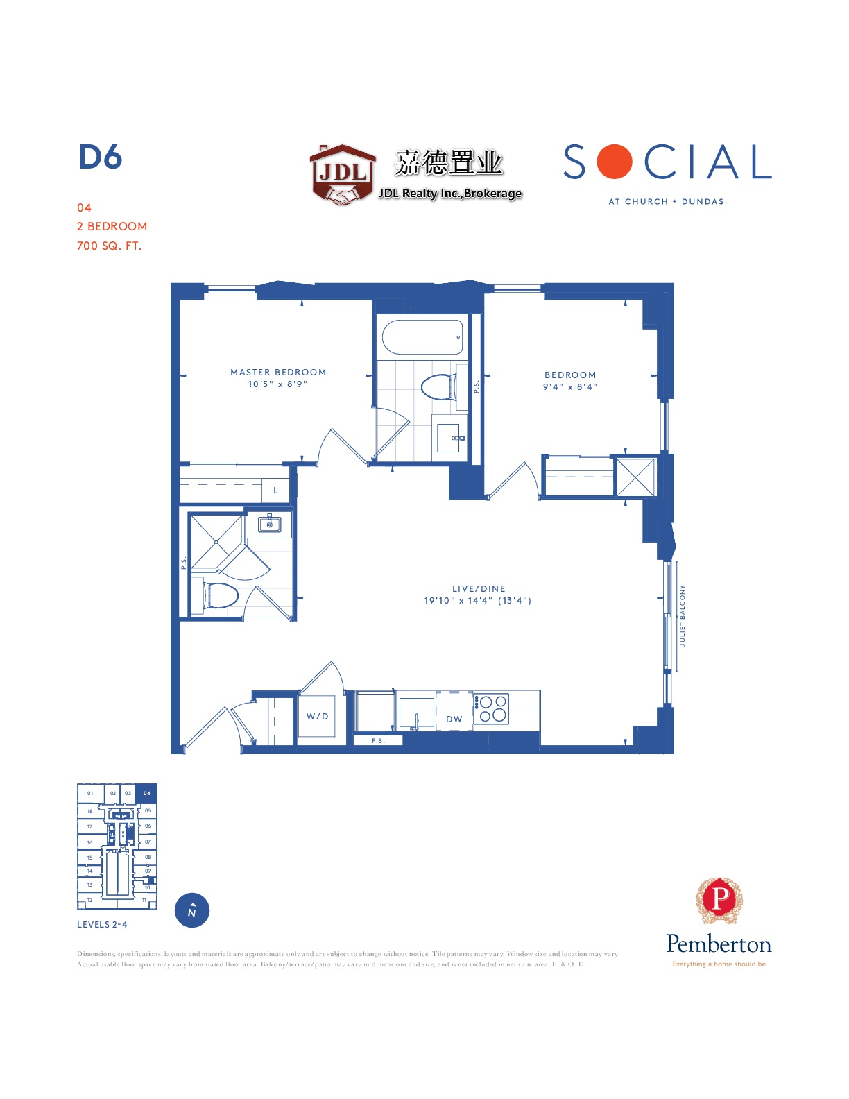 Social Podium floor plan 2 003