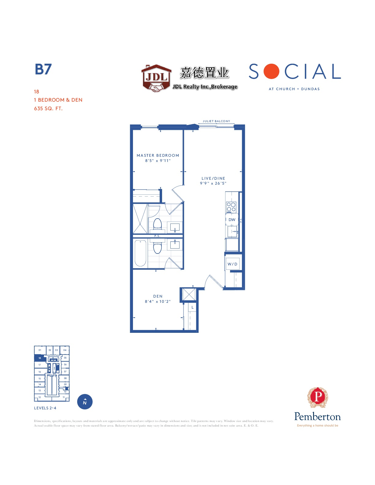 Social Podium floor plan 2 016