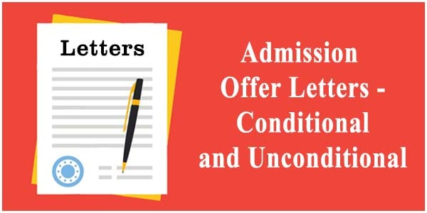 Admission Offer Letters min