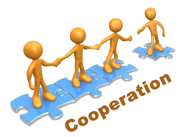 cooperation outcome based team building