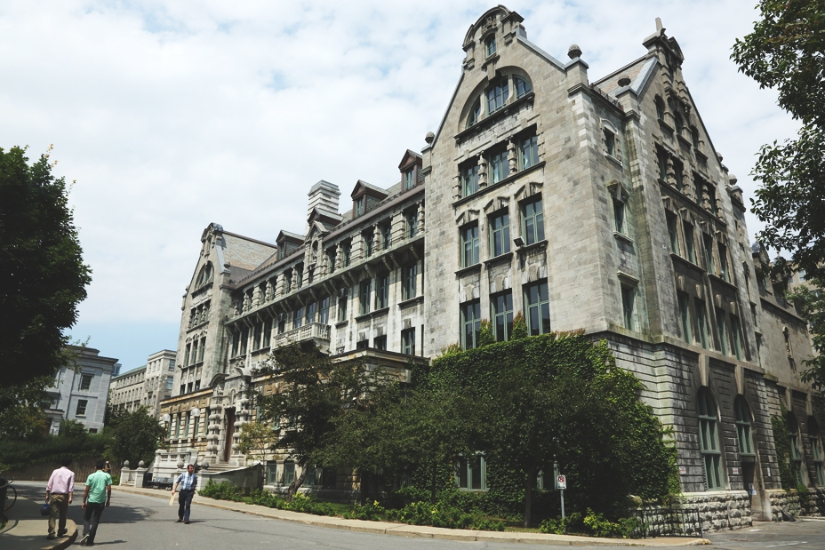 mechanical engineering in McGill 1